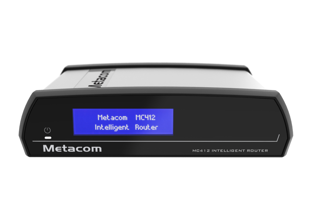MC412 Intelligent Router